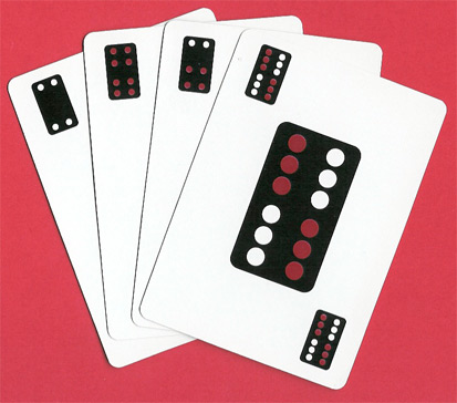 Pai Gow Playing Cards