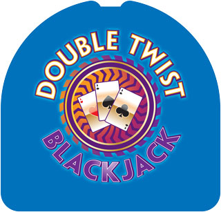 Double Twist Blackjack Sign