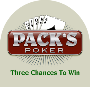 Pack's Poker Sign
